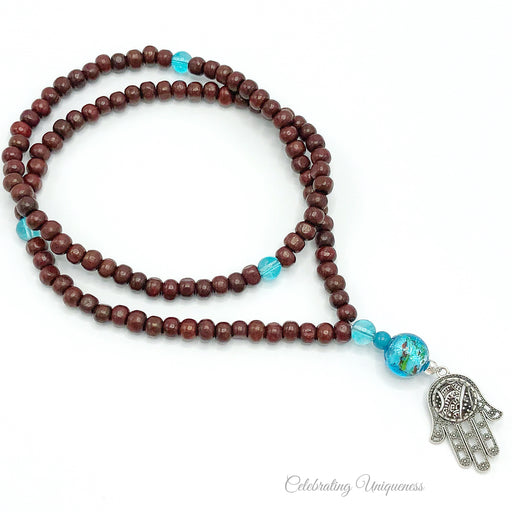 Prayer Beads, Mala Necklace, Unique gifts for him and her - MeCelebratingU