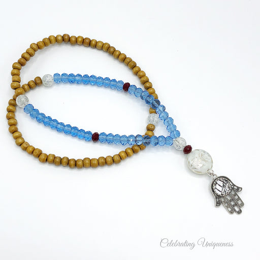 Prayer Beads, Mala Necklace, A Unique gift - MeCelebratingU