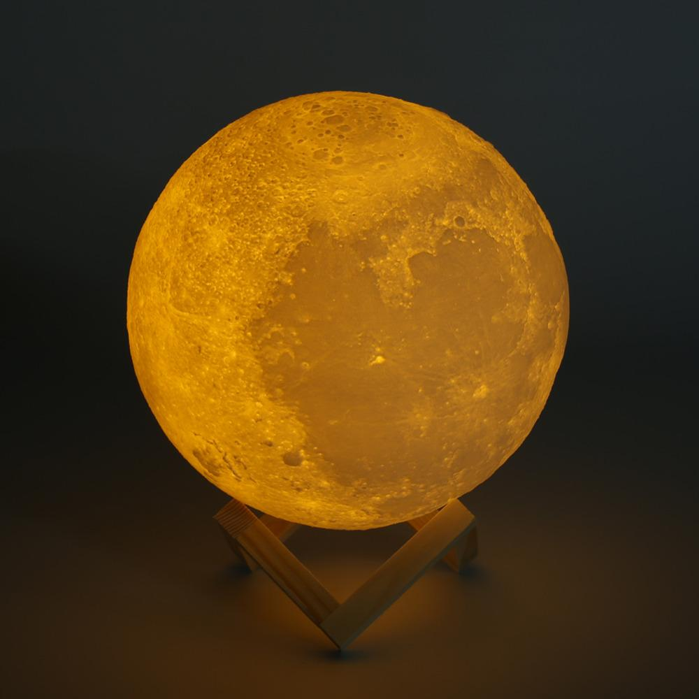 Superior 3D Lunar Lamp ...