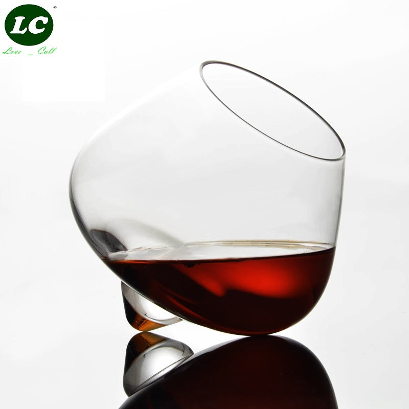 Whisky Cup Handmade Wine Glass Lead-free Crystal Cup Bar Foreign Wine