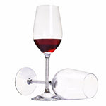 Wine Glass Luxury Toasting Wine Goblets for Wedding Party