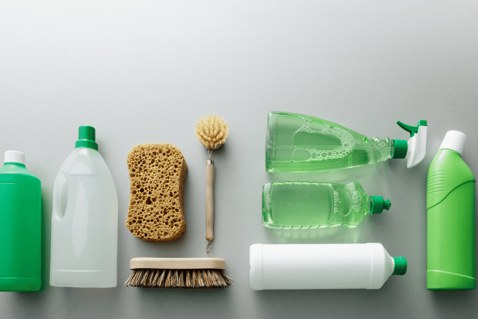 Natural Home Cleaning Agents