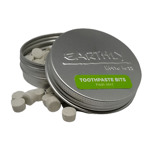 Earthly Toothpaste Bits