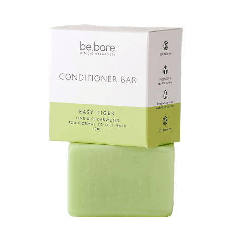 be.bare Easy Tiger Conditioner Bar