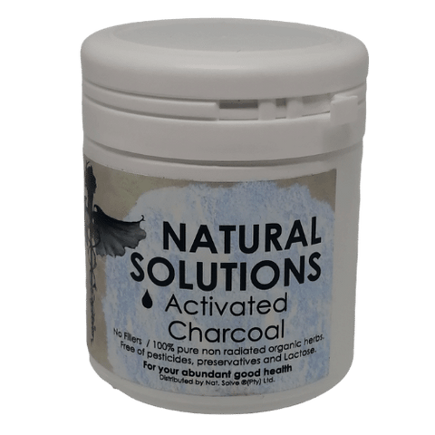 Activated Charcoal - Gesundheit