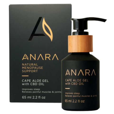 ANARA Cape Aloe Gel with CBD Oil