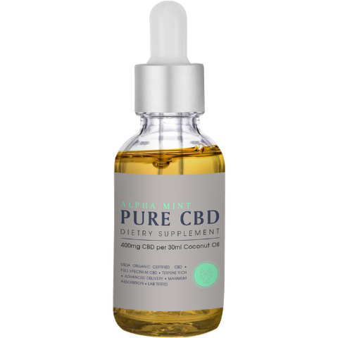 Cannaco Pure MCT CBD Oil