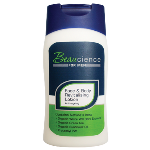 Beaucience for Men Face & Body Revitalizing Lotion