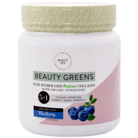 Beauty Gen Beauty Greens