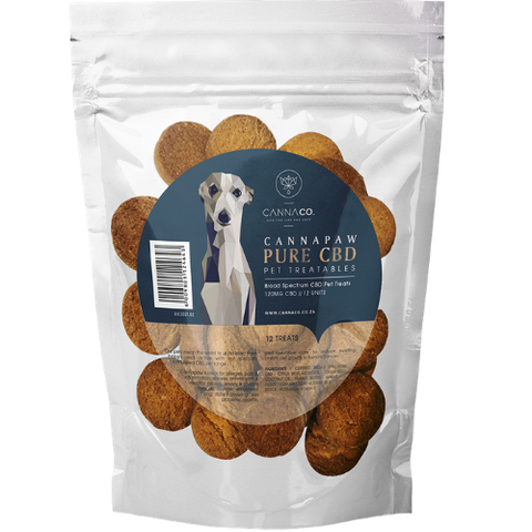 Cannapaw CBD Pet Treats