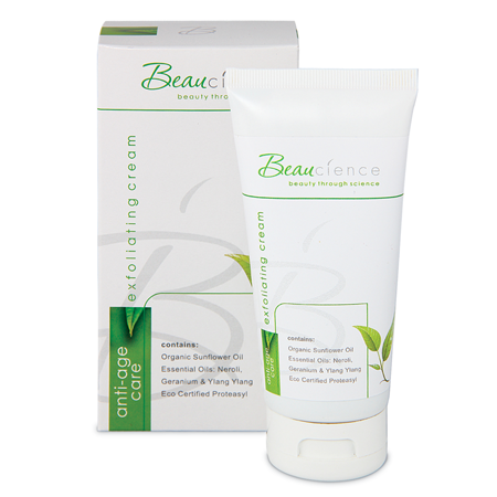 Beaucience Botanicals Exfoliating Cream - Gesundheit