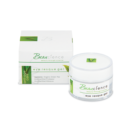 Beaucience Botanicals Eye Resque Gel - Gesundheit