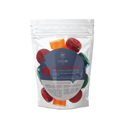 Cannaco CBD Gummies