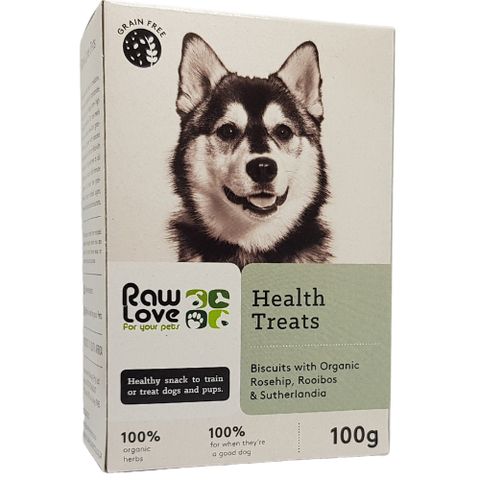 Raw Love Health Treats