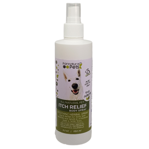 Pannatural Itch Skin Relief Spray