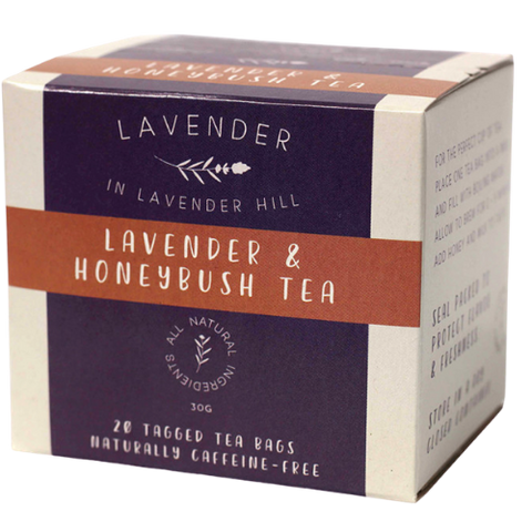 Lavender & Honeybush Tea