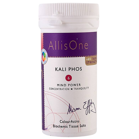 Kali Phos Tissue Salt No.6 - Mind Power