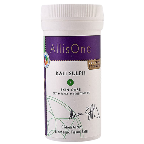 Kali Sulph Tissue Salt No.7 - Skin Care & Infections