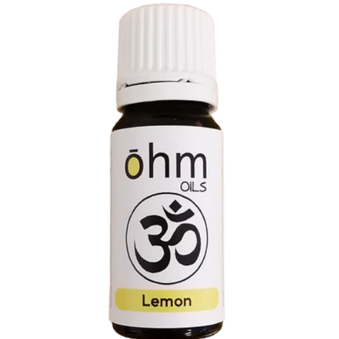 OHM Lemon Essential Oil