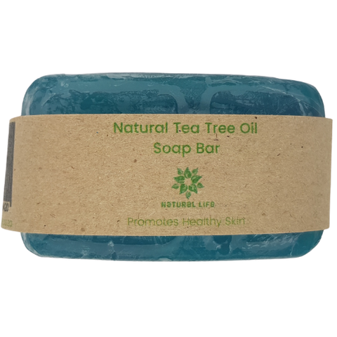 Natural Tea Trea Oil Soap Bar