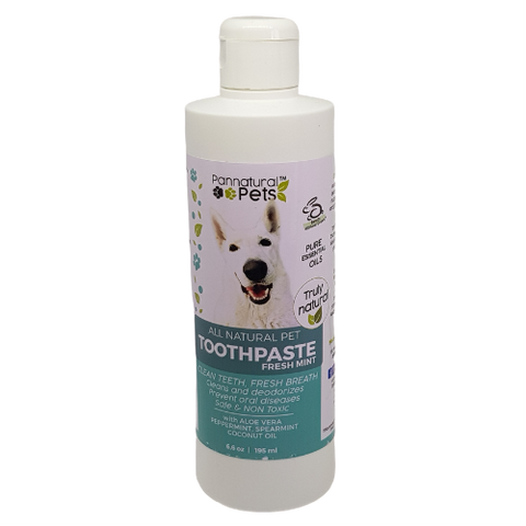 Pannatural Pet Toothpaste