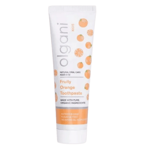 Olgani Fruity Orange Kids Toothpaste