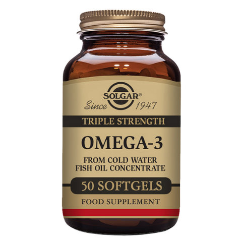 Omega 3 Triple Strength
