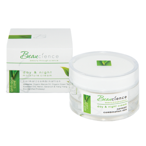 Beaucience Botanicals Day & Night Moisture Cream - Normal / Combination Skin