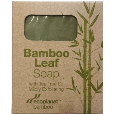 EcoPlanet Bamboo Leaf Soap with Tea Tree Oil