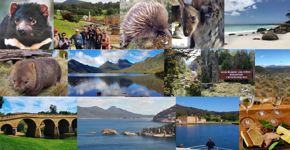 Tasmania Tour 5 Days | Stunning East Coast & Cradle Mountain