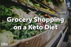 Grocery Shopping on Keto