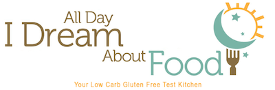 gluten free low carb yum kbosh recipe