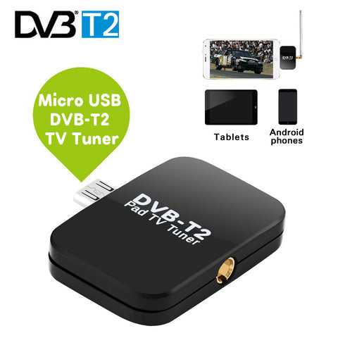 Android  Digital TV Receiver Stick