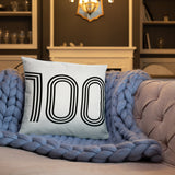 100 Collective Pillow