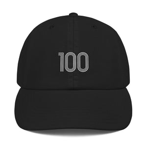 100 COLLECTIVE DAD HAT x CHAMPION