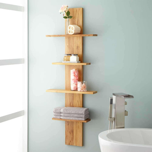 Albus Wall Shelf-Home Sweet Home Interiors