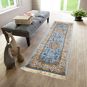 Charming Runner Rug 2.5x8 ft-home sweet home interiors