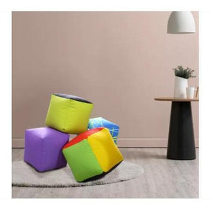 Cube Bean Bag-Home Sweet Home Interiors