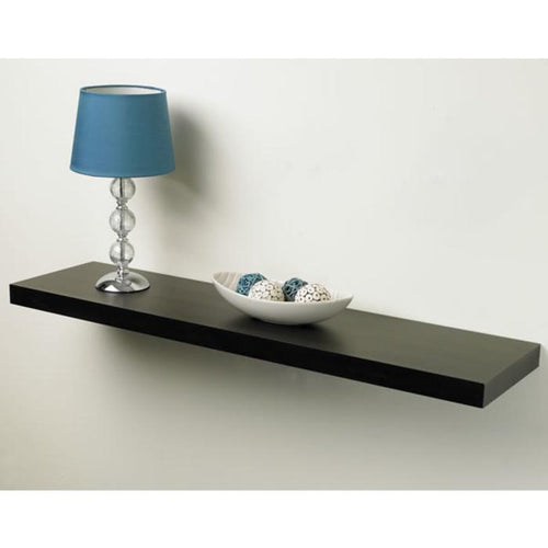 Floating Shelf Dark Brown-Home Sweet Home Interiors