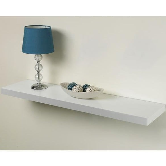Floating Shelf White-Home Sweet Home Interiors