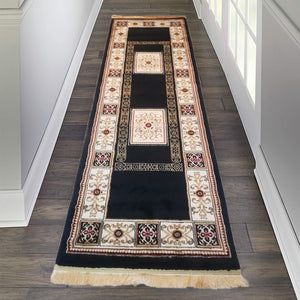 Gold Epiphany Rug 2.5x8 ft