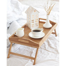 Light Brown Bed Table-Home Sweet Home Interiors