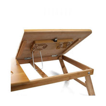 Multipurpose Foldable Wooden Laptop Table-Home Sweet Home Interiors