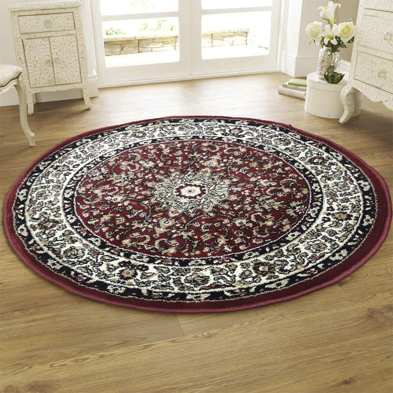 Persian Round Rug RR11-Home Sweet Home Interiors