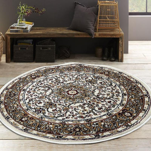 Persian Round Rug RR15-Home Sweet Home Interiors