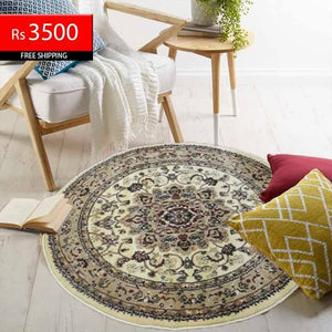 Persian Round Rug RR2-Home Sweet Home Interiors