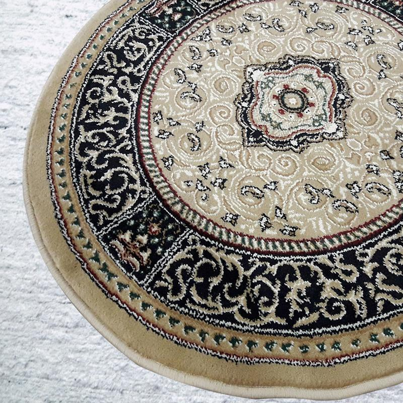 Persian Round Rug RR5-Home Sweet Home Interiors