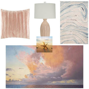 Shell Pink for Coastal Decor
