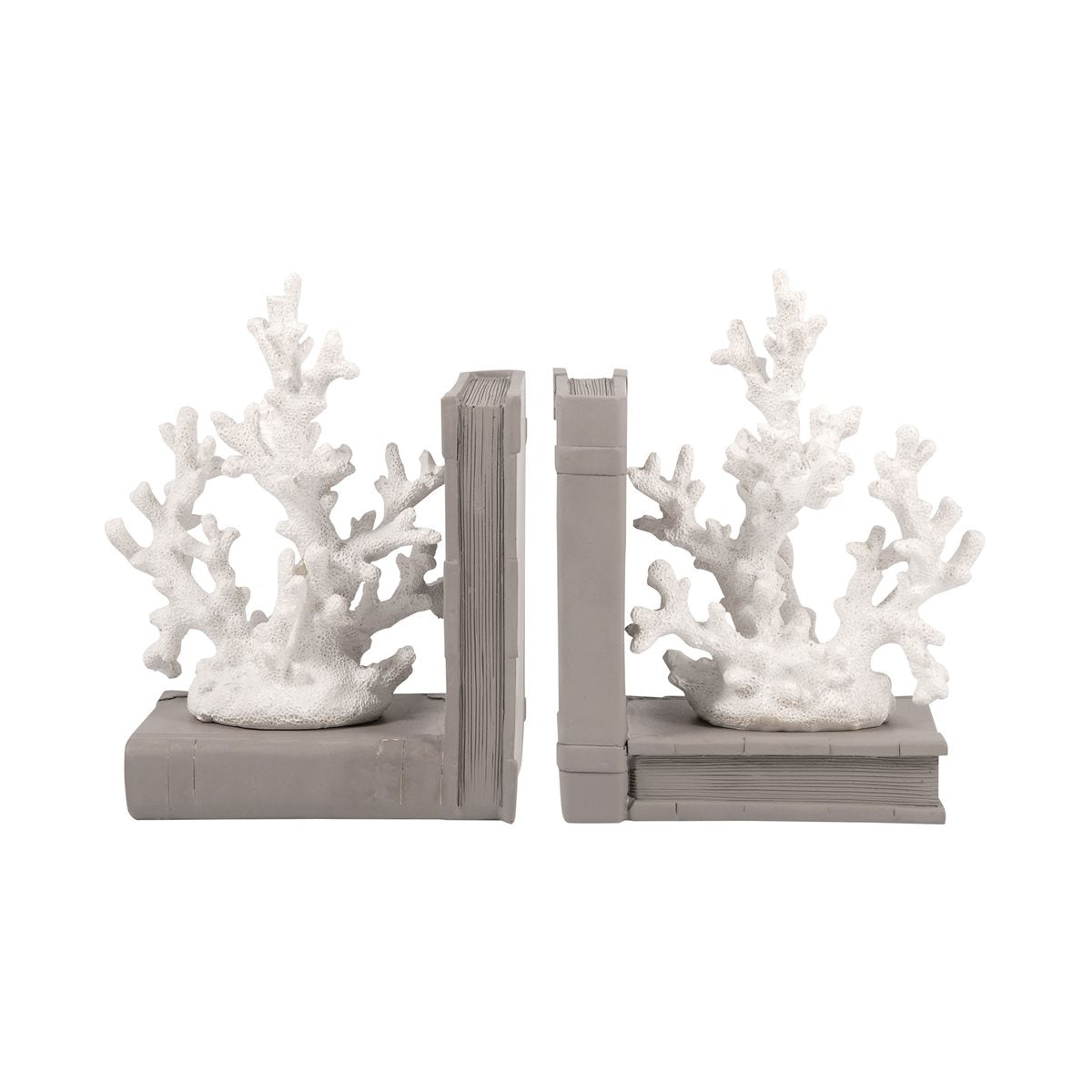 Coralyn Bookends