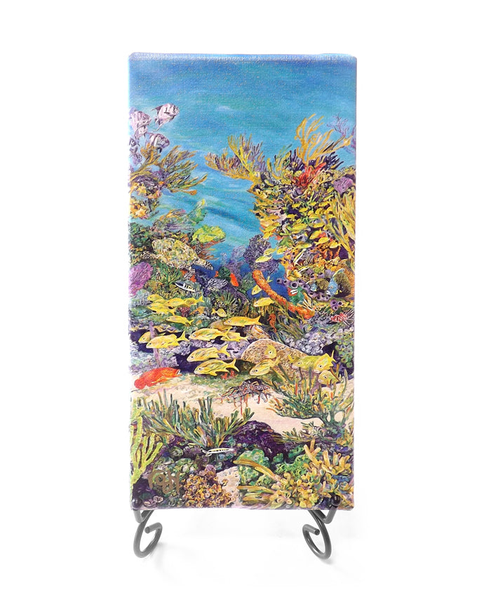The Ocean Reef Mini Giclee by Kim Rody